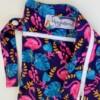 Hippybottomus-Wetbag-double-zip-flamingo