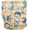 Hippybottomus-Stay-Dry-Natural-Nappy-Hedgehog