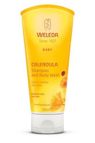 Weleda-Baby-Calendula-Shampoo-and-Body-Wash-200ml
