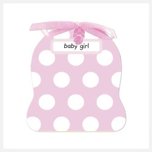 This is a photo of Lively Baby Gift Tag