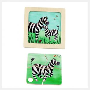 ARTIWOOD-Mini-Discovery-Zebra-Puzzle-(Pack-of-6)