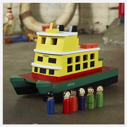 Iconic Toy Ferry