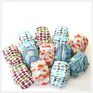 Nifty Naps PUL One Size Day Nappies Ltd Edition