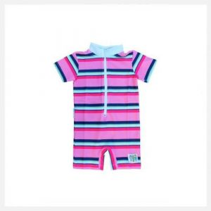 Short sleeve sunsuit Tamarama