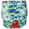 Hippybottomus-Stay-Dry-Bamboo-Cloth-Nappy-Ocean
