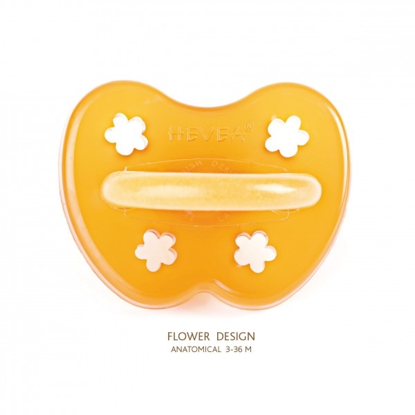 Havea Natural Rubber Dummy Pacifier At Little Green