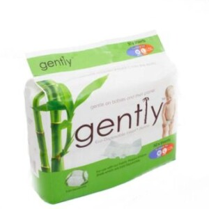 Gently Nappy Inserts Refill 32 pack Medium Large