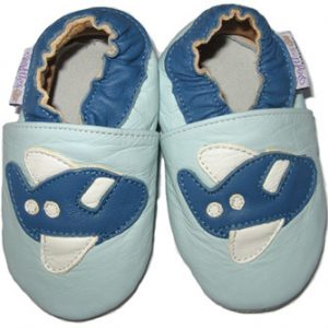Softies_Aeroplane_Soft_Shoe