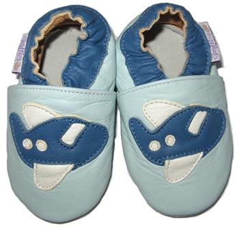 Softies_Aeroplane_Soft_Shoe