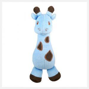 Dandelion-Giraffe-Organic-Baby-Rattle