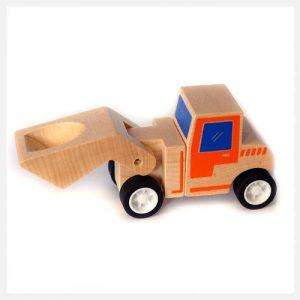 Click Clack Toys Bulldozer