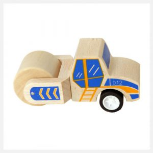 Click Clack Toys Steam Roller