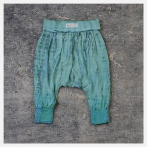 Nacido Bam Bams Heavy Weight Baby Pants Aqua