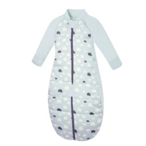 ergopouch-sleepsuit-mint-clouds