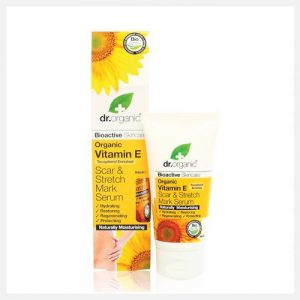 Dr. Organic Vitamin E Scar & Stretch Mark Serum 50ml