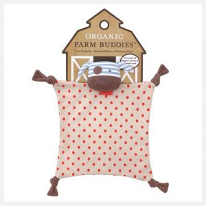 Apple Park - Boxer the Dog Organic Blankie