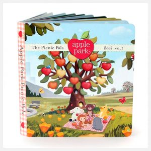 Apple Park - The Picnic Pals Big Book Cover