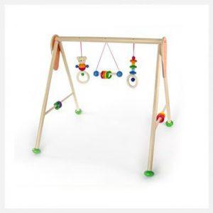 Hess Spielzeug Baby Gym Bear Henry