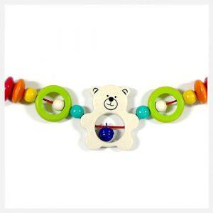 Hess Spielzeug Pram String Teddy