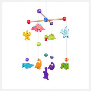 Goldfish Gifts Handmade Dotty Dinos Mobile