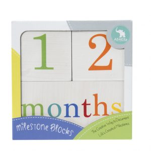 All4Ella-milestone-blocks-neutral-unisex-white-wooden