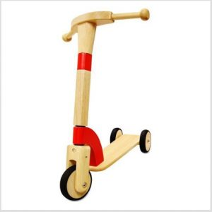 Im-Toy-Debut-Scooter-Red-Wooden-Toy