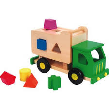 Discoveroo-sort-n-tip-garbage-truck-wooden-toy