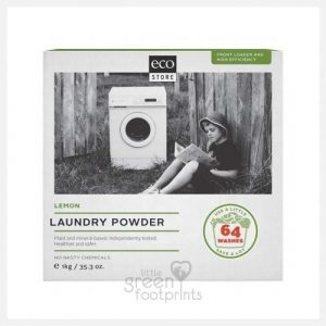 Ecostore Laundry Front Loader-Powder Lemon 1kg