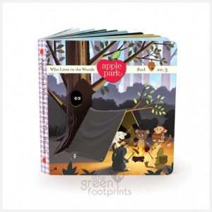 Apple Park - Who Lives in the Woods - Book 3