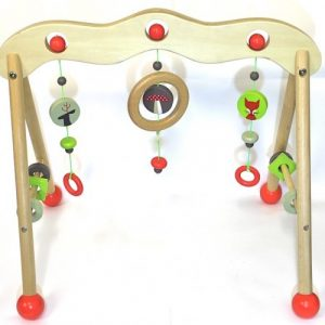 Discoveroo_Baby_Play_Gym_Wooden_Woodlands