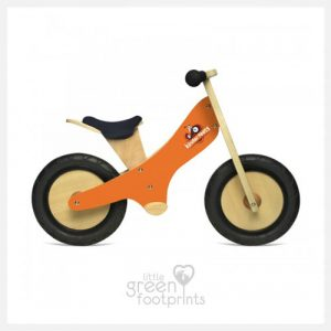 Kinderfeets - Balance Bike - Orange