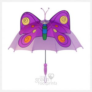 Kidorable Butterfly 3D Umbrella