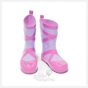 Kidorable Rain Boots Balllerina