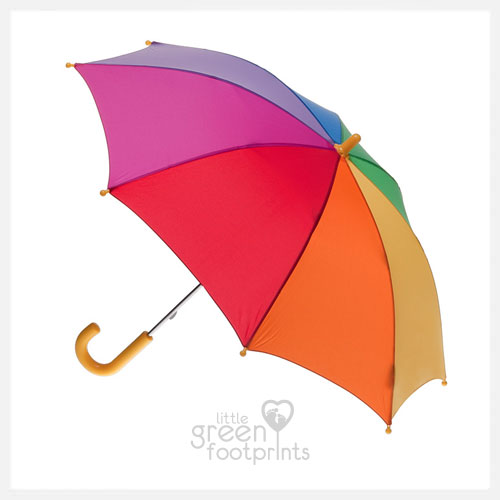 Kidorable Rainbow 3D Umbrella
