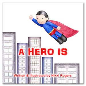 Nikki_Roger_Cover_A_Hero _Is_Shadow