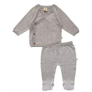 Tiny_Twig_Knitted_Kimono_Set_Grey_Marle
