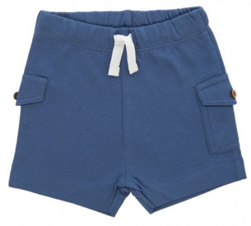 Tiny Twig - Comfy Shorts - Bijou Blue