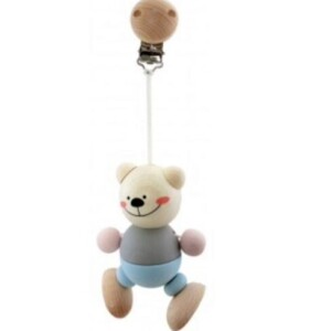 Hess-Spielzeug-Bear-Clip-Natural