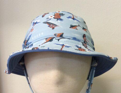 Dozer - Blue Baby Boys Bucket Makai