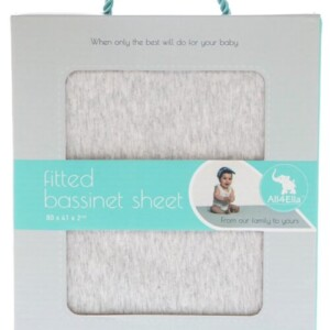 All4Ella-fitted-bassinet-sheet-grey-marle