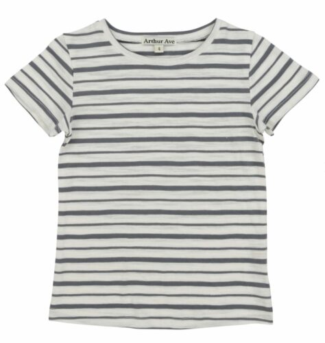 Arthur-Ave-Black-stripe-T