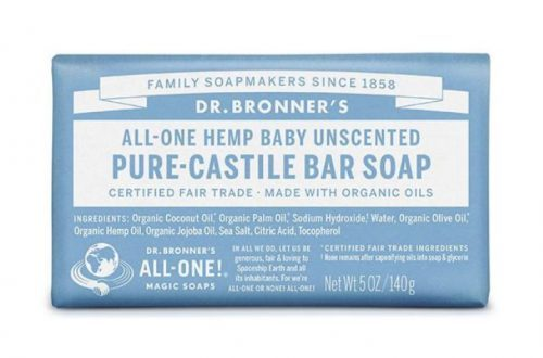 Dr-Bronners-pure-hemp-Castile-bar-soap-unscented-baby