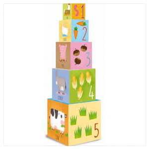 Sassi-Baby-Animals-of-the-Farm-stacking-cubes-unpackaged